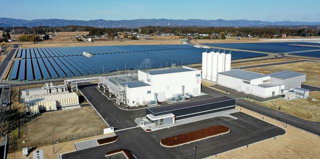 Japan: Fukushima produziert sauberen Wasserstoff