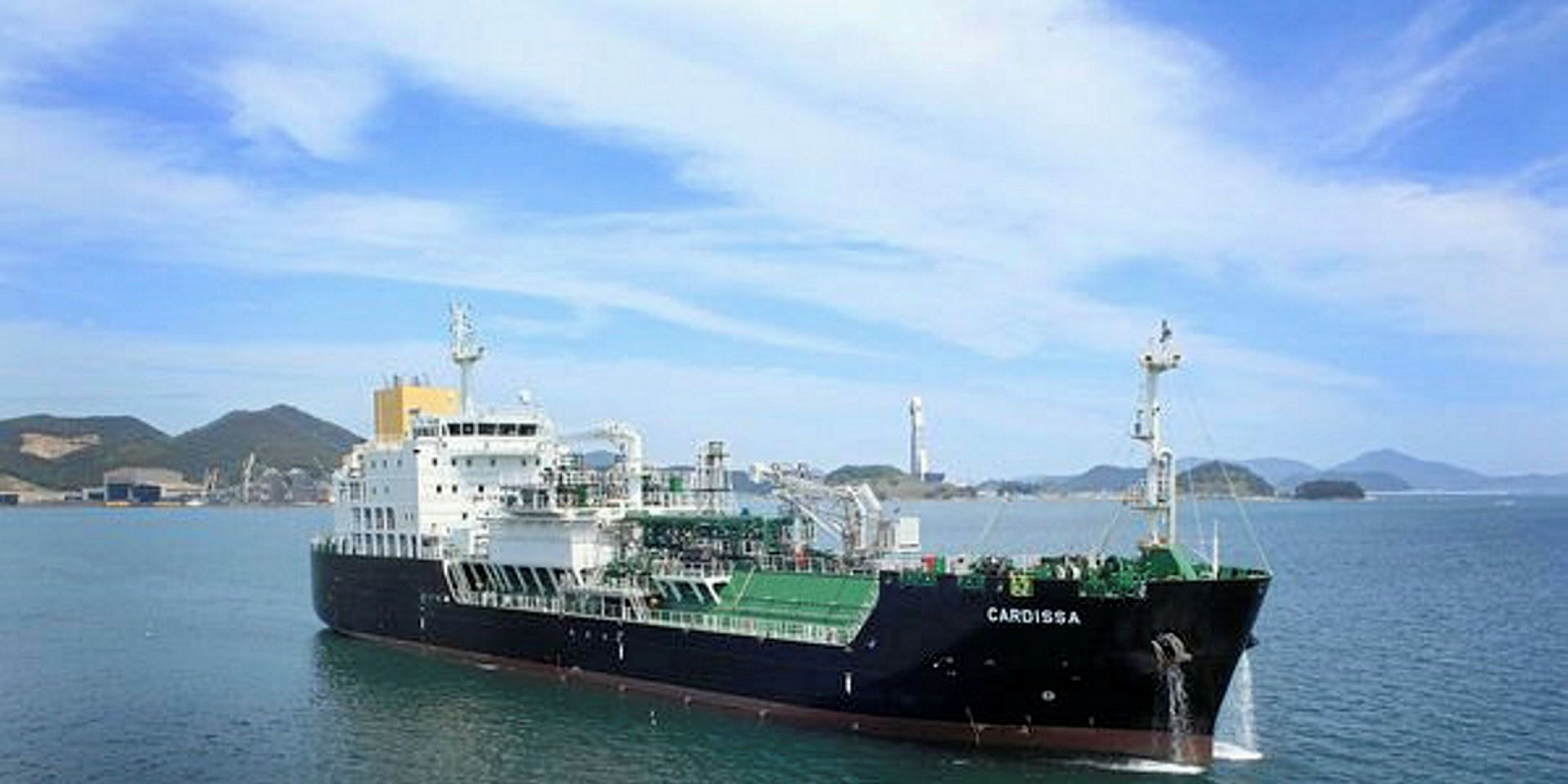 Shell LNGBV poised for European debut | TradeWinds